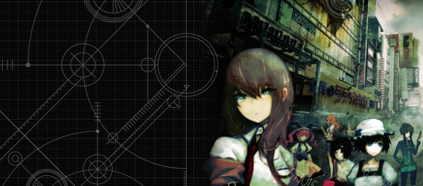 Steins;Gate © 2011 5pb./Nitroplus. Licensed by FUNimation. All Rights Reserved.